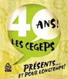 Cegeps40ans-CSN